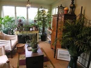 decoration salon avec plantes With salle de bain design avec décoration florale mariage prix