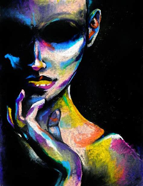 colorful pastel drawing ashleydorneyarttumblrcom