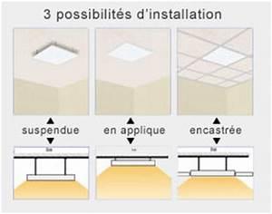 Climatisation Encastrable Plafond : cassette rayonnante tertiaire 200w encastrable applimo ~ Premium-room.com Idées de Décoration