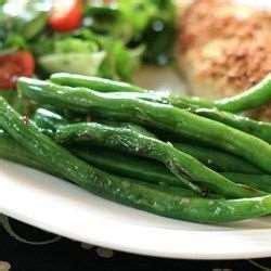 feves vertes au barbecue recette recette haricot vert