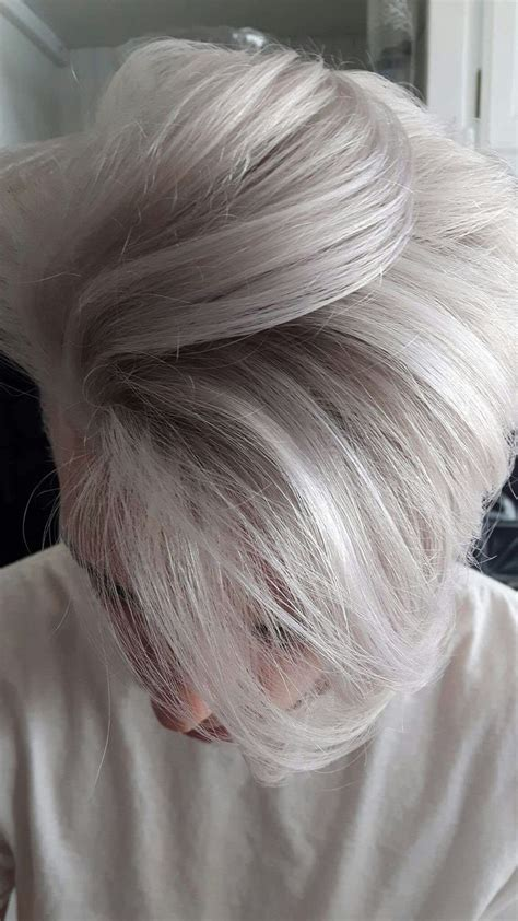 25 Best Ideas About Silver Grey Hair On Pinterest