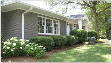 exterior brick siding color combinations home design