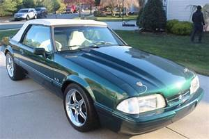 1990 Ford Mustang Limited 7-UP Edition - Classic Ford Mustang 1990 for sale