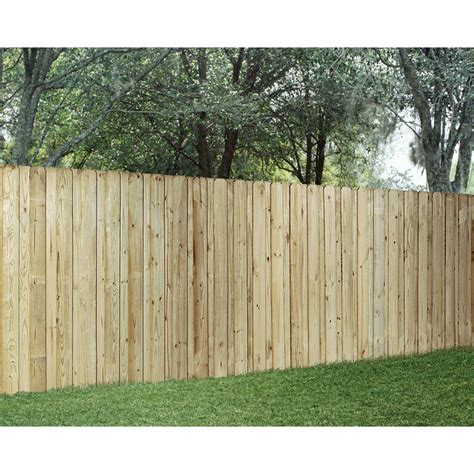 Home Depot Fencing Wood Fence Prices