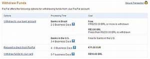 Gebühren Paypal Berechnen : paypal ab sofort auszahlung auf bankkonto in brasilien ~ Themetempest.com Abrechnung