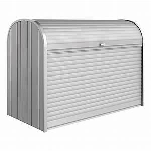 biohort garten aufbewahrungsbox storemax 190 silber With französischer balkon mit garten aufbewahrungsbox