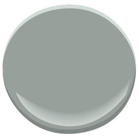 Benjamin Moore Puritan Gray HC-164 - Interiors By Color