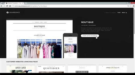 squarespace five how to build an store with squarespace in 5 minutes