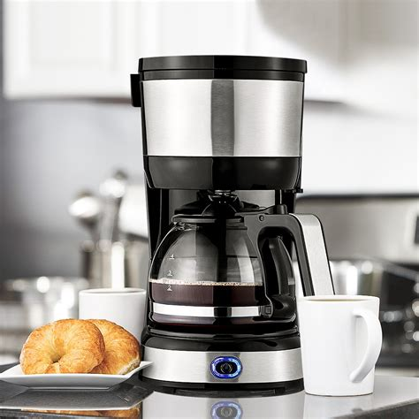 coffee maker  cup  auto shut  stainless steel