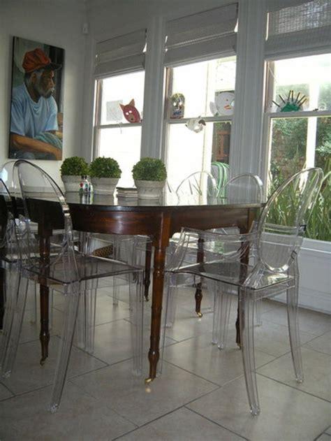 histoire de la chaise retrouvez la chaise transparente un beau bijou pour votre