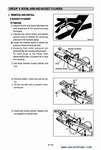 Hyundai R300lc7 Crawler Excavator Workshop Manual Pdf Download