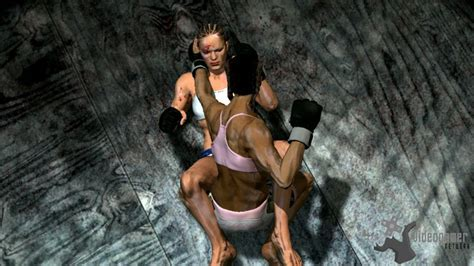 Supremacy Mma Female Figters Screenshots And Video