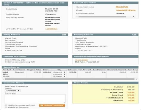 order processor resume
