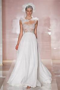 dana wedding dress by reem acra fall 2014 bridal onewedcom With reem acra wedding dresses