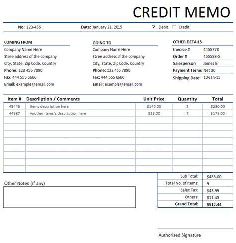 modern house layout credit memorandum memo invoice sales invoices invoice