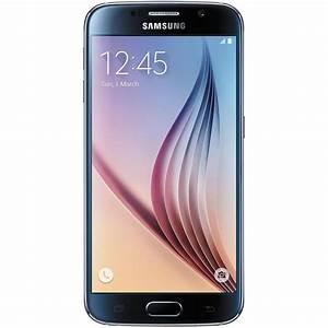 Used Samsung Galaxy S6 SM-G920F 32GB Smartphone G920F-32GB-BLK