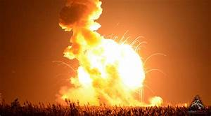 Antares rocket launch failure most likely caused by faulty ...