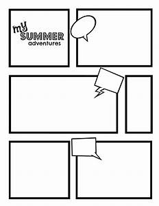 comic strip template best template collection With comic strip bubble template