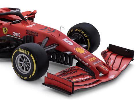 Following the ferrari launch, both red. F1 : voici la Ferrari SF1000 de la saison 2020   Les Voitures