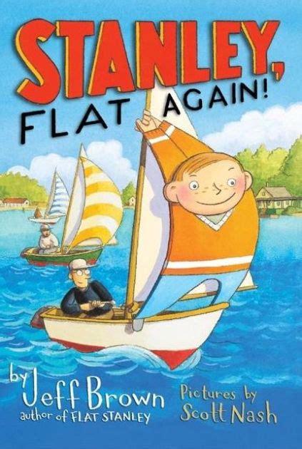 stanley flat  flat stanley series  jeff brown