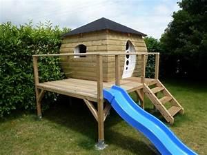 Comment Construire Une Cabane à écureuil : construire une maison pour enfant fe05 jornalagora ~ Melissatoandfro.com Idées de Décoration