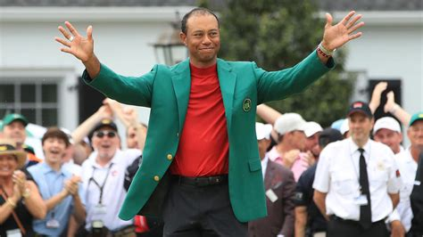 2020 Masters: As Tiger Woods defends his green jacket, why ...