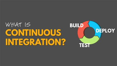 What Is Continuous Integration And Why Do You Need It?  Code Maze