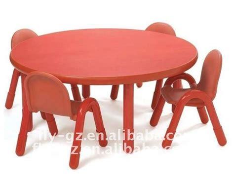haute qualit 233 enfants en bois rond table et chaise pour enfants meubles ensemble de meubles pour