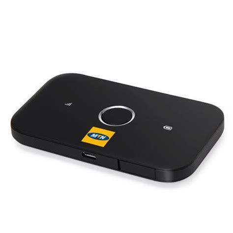 router mobile wi fi mtn e5573 4g lte cat4 mobile wifi router black