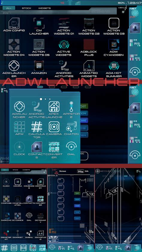 trek theme for android trek launcher android apps on play