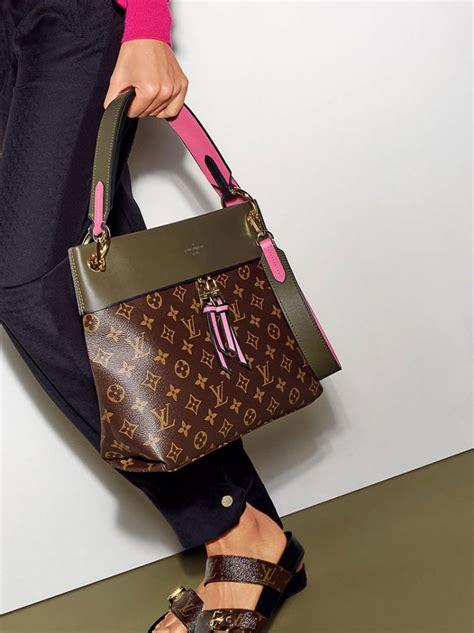louis vuittons latest handbags offer  pop  color american luxury