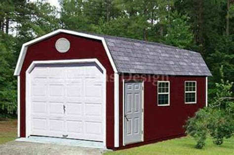 storage shed workshop  car garage barn