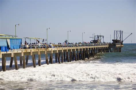 pier fishing midday carlo