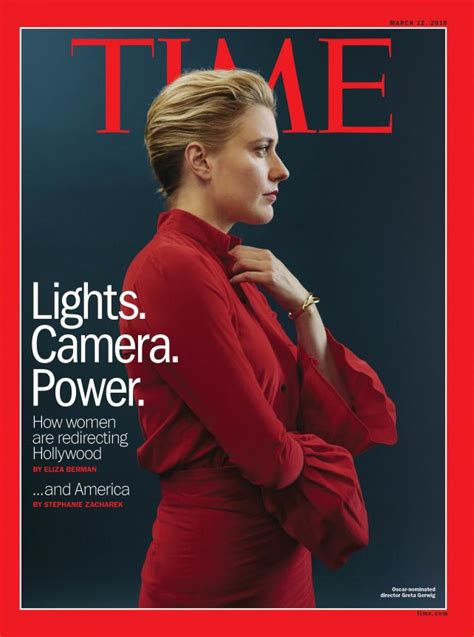 Time Magazine: 'How Women Are Redirecting Hollywood ...