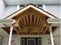 build a porch Building a Porch Roof Ideas
