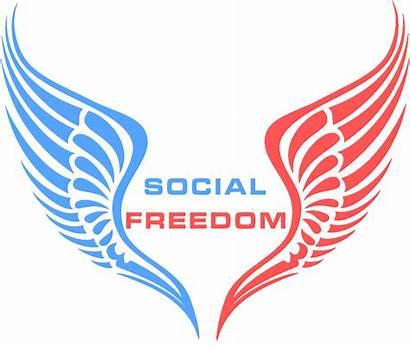 Clipart Freedom Symbol Alas Transparent Tribe Social