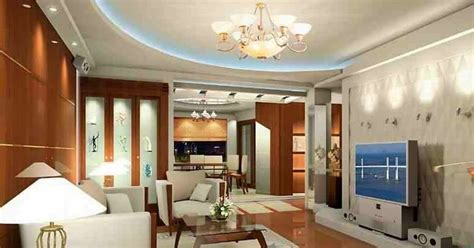 pilih plafon gipsum  triplek model desain rumah terbaru