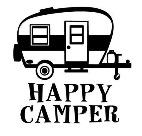 Locate the svg file on your computer, click to select the file and click open. Happy Camper SVG for Cricut or Silhouette