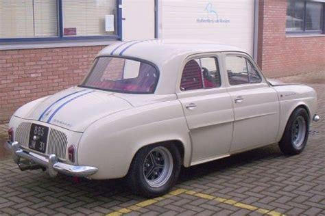 renault dauphine for sale excellent build 1961 renault dauphine gordini bring a