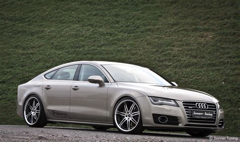 99 Wallpapers Audi A7 Sportback Gets Tuned By Senner