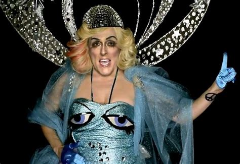 Weird Al's Lady Gaga Parody 'perform This Way' (video