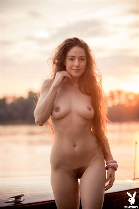 Joy Draiki Fappening Nude For PlayBoy Photos The