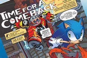 Sonic Archie Comics