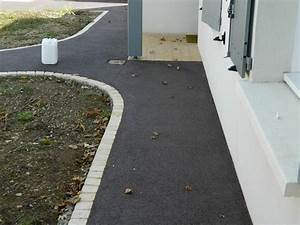 Allee De Garage A Moindre Cout : all e pi tonne et all e de garage en permosol pose de ~ Dailycaller-alerts.com Idées de Décoration