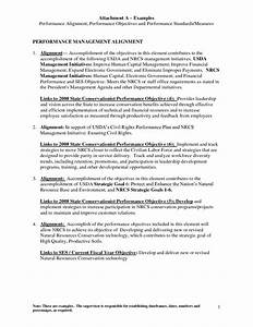 performance objective template 28 images business With performance objective template