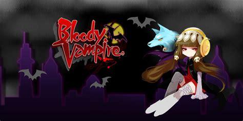 bloody vampire nintendo ds  software games