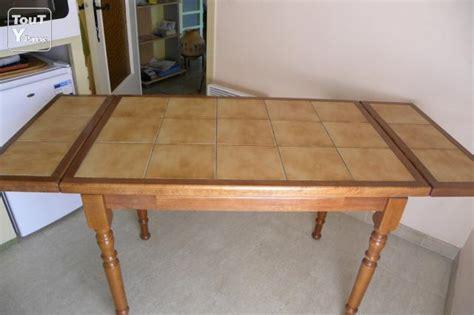 table carrel馥 cuisine table de cuisine carrelée et chaises cyprien 66750