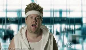Meet James Corden's sex-crazed 90s boy band | Daily Mail ...