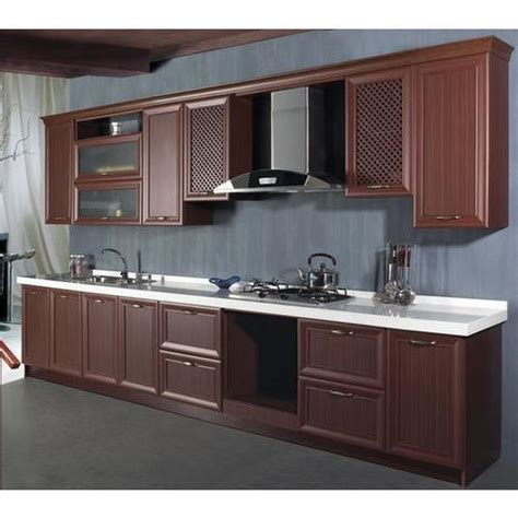 pvc kitchen cabinet ii   rs