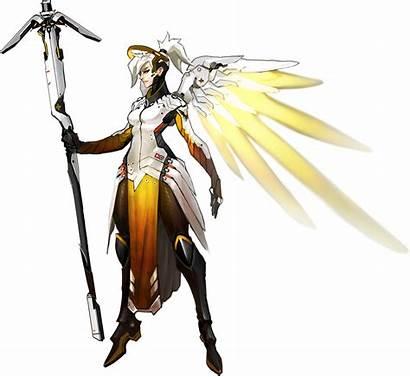 Mercy Overwatch Portrait Wiki Gamepedia